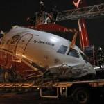 Pesawat jatuh di Rusia/detikcom