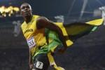 Usain Bolt. DokJIBI/Solopos/Reuters