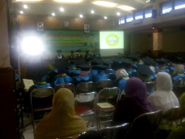 Wisuda STAIM/JIBI/Harian Jogja/Rochimawati