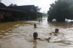 BANJIR SOLORAYA : Bengawan Solo Naik, Soloraya Siaga Banjir (Lagi)