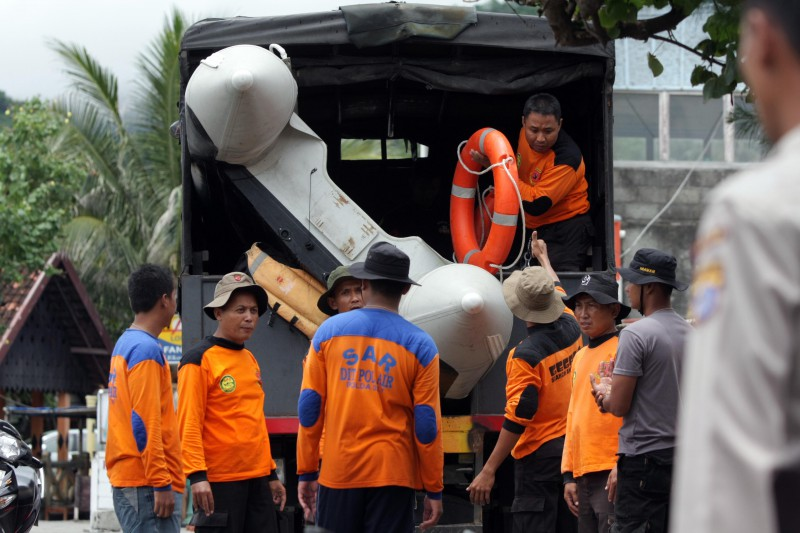 Ilustrasi pencarian korban kecelakaan air. (JIBI/Harian Jogja/Desi Suryanto)