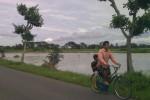 DAMPAK BANJIR: Sawah di 10 Desa Tergenang, Nasib Tanaman Diyakini Masih Aman