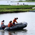 Ilustrasi pencarian korban tenggelam (JIBI/Solopos/Burhan Aris Nugraha)