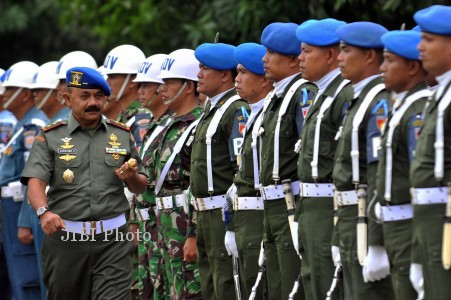 Polisi Militer Indonesia Anggota Polisi Militer