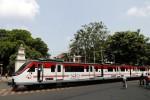 Railbus Batara Kresna (JIBI/SOLOPOS/Burhan Aris Nugraha)