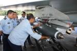 Bom 250 Kilogram Dijatuhkan di Lumajang
