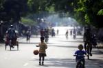 PKL SOLO : Warga Sambut Baik Pedagang Sunday Market Pindah ke Pedaringan