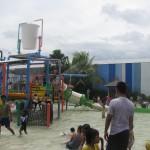 Taman Wisata Air di Bantul Diserbu Pengunjung