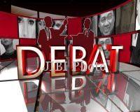 Iustrasi debat TVOne (Twitter)
