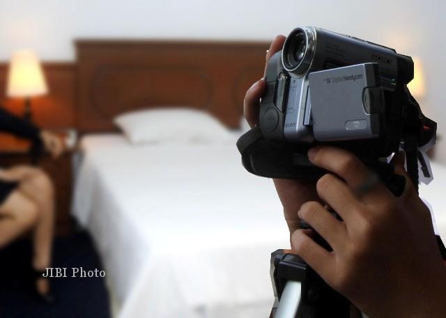Ilustrasi perekaman film syur (JIBI/Solopos/Dok.)