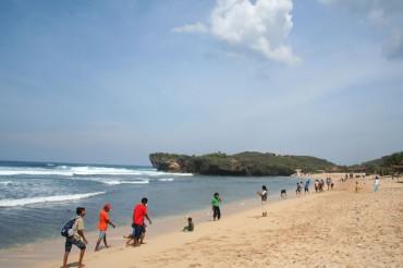 Krakal-beach