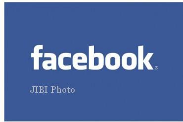 Logo Facebook (ilustrasi)