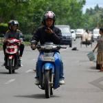 KECELAKAAN: 2012, Korban Tewas di Jalan 136 Orang