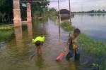 Hujan Deras, Ratusan warga Balong, Klaten, Terkepung Air