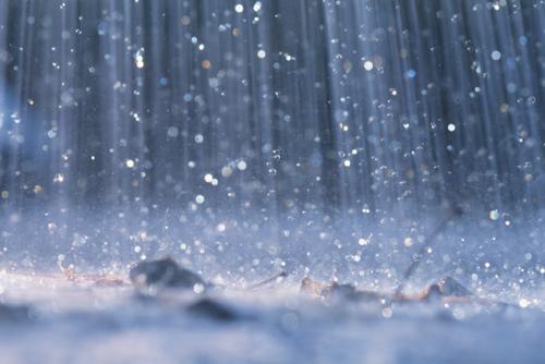 Ilustrasi hujan deras (JIBI/Dok)