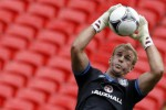 Kiper Manchester City, Joe Hart. DokJIBI/Solopos/Reuters