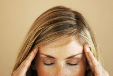 Ilustrasi sakit kepala (Dok)