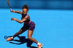 AUSTRALIA OPEN 2013: Diusik Cedera, Serena Tetap Ukir Start Impresif