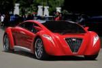 Mobil listrik tucuxi (JIBI/SOLOPOS/Antara)