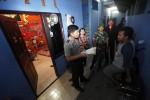 110 Petugas Linmas Tertibkan Kos-Kosan Ngringo Karanganyar