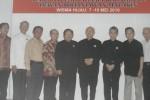 Oesman Arief saat menghadiri acara temu 10 Xue Shi Agama Konghucu pada 7-10 Mei 2010