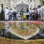 Tragedi Bom Bali Awali Konser Tiga Melukis Langit