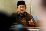 Habibie Ingatkan Demokrasi yang Baik yang Perhatikan Minoritas