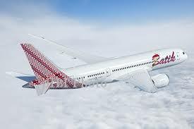 Ilustrasi pesawat terbang milik maskapai Batik Air (JIBI/Solopos/Dok)