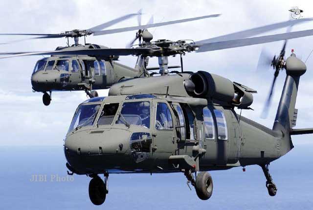 Helikopter taktis serba guna Black Hawk seperti ini menurut rencana bakal dibeli TNI AD guna memperkuat jajaran penerbangannya dan menunjang berbagai operasi keamanan dalam negeri. (vtolblog.com)