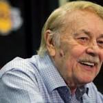 Bos Lakers Meninggal Dunia