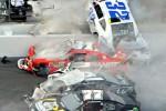 Sekitar 30 Orang Cedera dalam Tabrakan Daytona