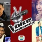 THE VOICE INDONESIA: Billy Simpson Jadi Rebutan Armad, Giring, Sherina & Glenn