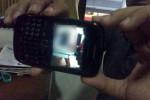 Cuplikan video mesum yang beredar di Wonogiri (Istimewa)