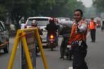 INFO MUDIK : Lalu Lintas Simpang Tiga Ngujang Tulungagung Berlaku Buka Tutup