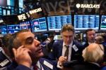 Pialang saham beraktivitas di lantai bursa New York, Jumat (8/3/2013). Indeks saham Dow Jone kembali menunjukkan peningkatan signifikan pada penutupan akhir pekan ini. (JIBI/SOLOPOS/Reuters)