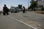INFRASTRUKTUR SOLO : Jl. R.M. Said Pasar Nongko Dilebarkan, Dinas PUPR Pastikan Tak Ada Penggusuran