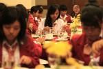 HOTEL DI JOGJA  : Mahasiswa UAD Belajar Table Manner di Hotel Horison