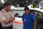 PERAMPOKAN : Polres Boyolali Tahan Tersangka Perampok Taksi