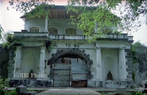 CAGAR BUDAYA SOLO : Vastenburg Akhirnya Dikelola Pemkot
