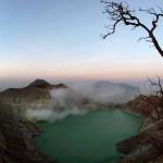 GUNUNG IJEN : Jalur Pendakian Gunung Ijen Ditutup Sementara
