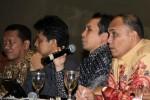 KPU Daerah Sumut umumkan hasil rekapitulasi penghitungan suara Pilkada Sumut 2013 di Medan (Dpk/JIBI)