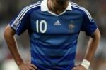 Striker Prancis, Karim Benzema. dokJIBI/SOLOPOS/Reuters