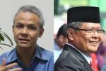 Ganjar Pranowo (kiri), calon gubernur dan Heru Sujatmoko, calon wakil gubernur yang diusung PDIP dalam Pilgub Jawa Tengah. (JIBI/SOLOPOS/dok)