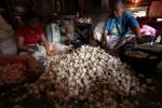 Ilustrasi pedagang bawang putih (JIBI/Solopos/Dok.)