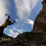 LONGSOR WONOGIRI : 25 KK di Wonogiri Terancam Tertimpa Batu Gunung