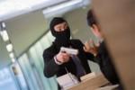 PEMBOBOLAN : Kantor Jasa Keuangan Dibobol, Brankas Dibawa Maling, Kerugian Masih Ditaksir
