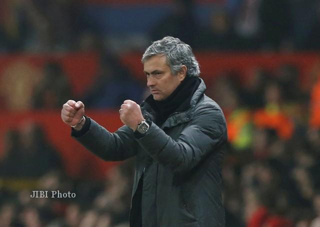 Jose Mourinho. dokJIBI/SOLOPOS/Reuters