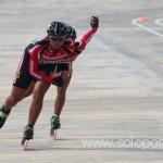 PORDA DIY 2017 : Hari Pertama, Sepatu Roda Jogja Tak Kebagian Emas