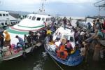 LEBARAN 2014 : Penyeberangan ke Bali Naik 38%