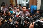 PEMILU 2014 : Dekat dengan Pimpinan PDIP, Ahok Ngaku Masih di Gerindra